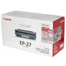 Canon Ep-27 Siyah Toner Dolumu-Ep 27