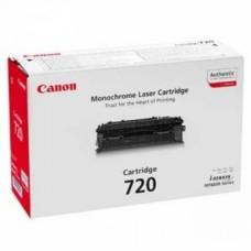 Canon Crg-720 Yüksek Kapasite Siyah Toner Dolumu – Crg 720
