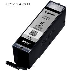 Canon Pixma TS-5050 Yazıcı Siyah Kartuş – Canon Pgi570/0372c001 Kartuş