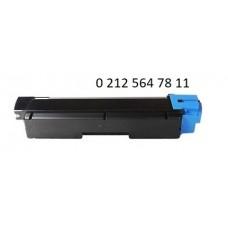 Kyocera FS-C 2026-2126-2526-5250-6026-6526 Yüksek Kapasite Mavi Muadil Toner - Kyocera TK-590 Toner