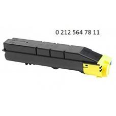 Kyocera 3050ci-3550ci-3051ci-3551ci Yüksek Kapasite Sarı Muadil Toner - Kyocera TK-8305 Toner
