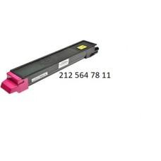 Kyocera  FS-C 8020-8025-8520-8525 Yüksek Kapasite Kırmızı Muadil Toner - Kyocera TK-895 Toner