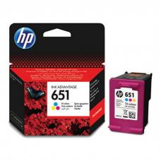 Hp C2p11ae Renkli Kartuş – Hp 651