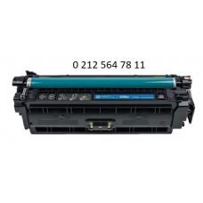 HP 508a Yüksek Kapasite Mavi Muadil Toner - Hp CF 361 Toner
