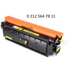HP 508a Yüksek Kapasite Sarı Muadil Toner - Hp CF 362 Toner