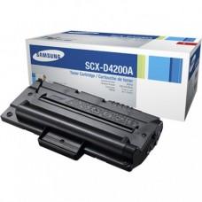 Samsung Scxd4200 Siyah Toner Dolumu- Scx 4200